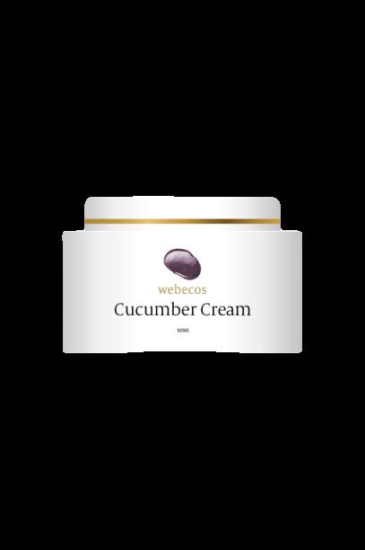 Webecos Cucumber cream