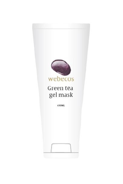 Webecos Green-tea-gel-mask-100-ml