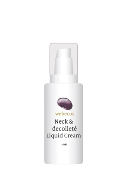 Webecos Neck-Decolleté-liquid-30-ml