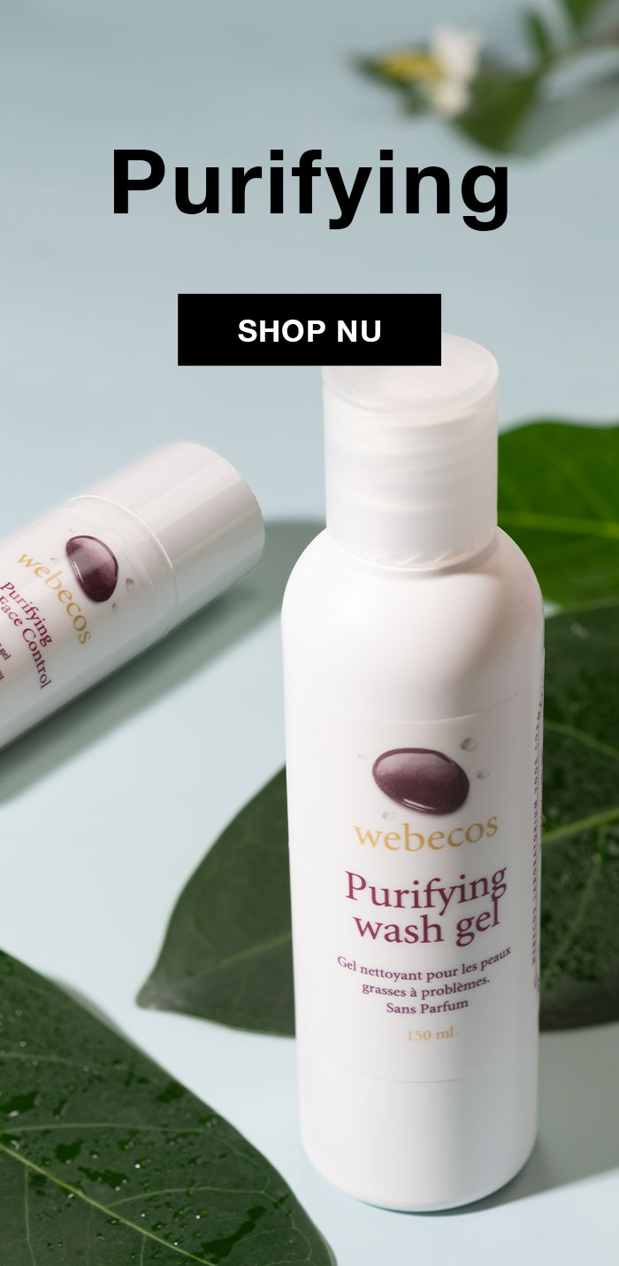 Webecos purifying collectie