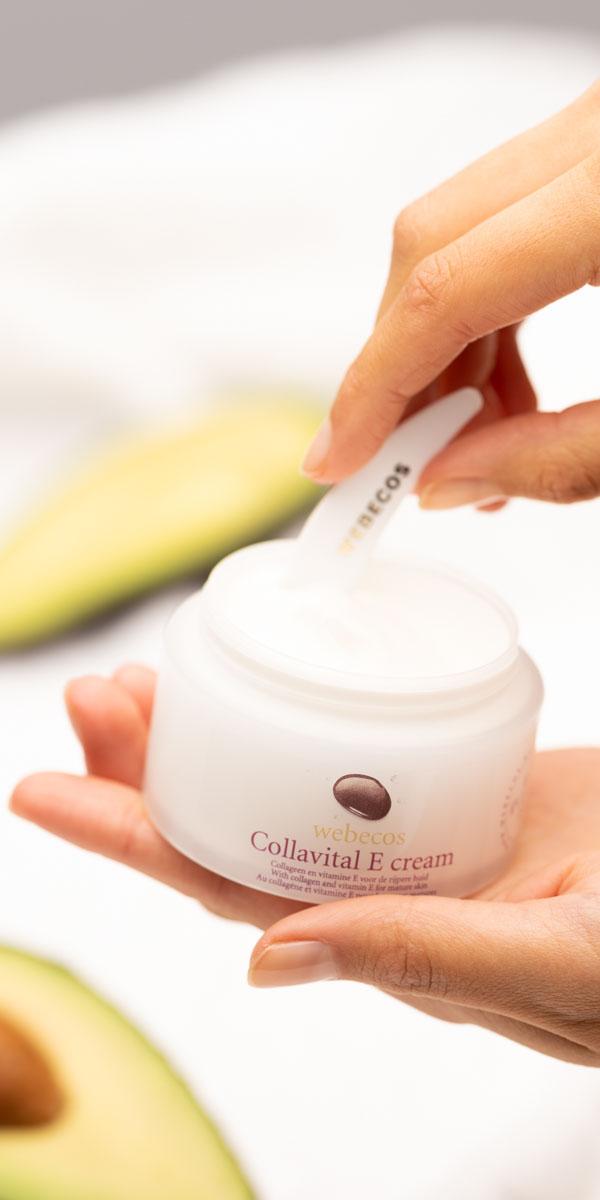 Webecos Collavital E cream