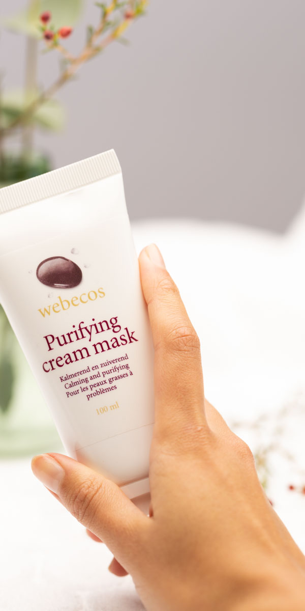 Webecos Purifying Cream Mask