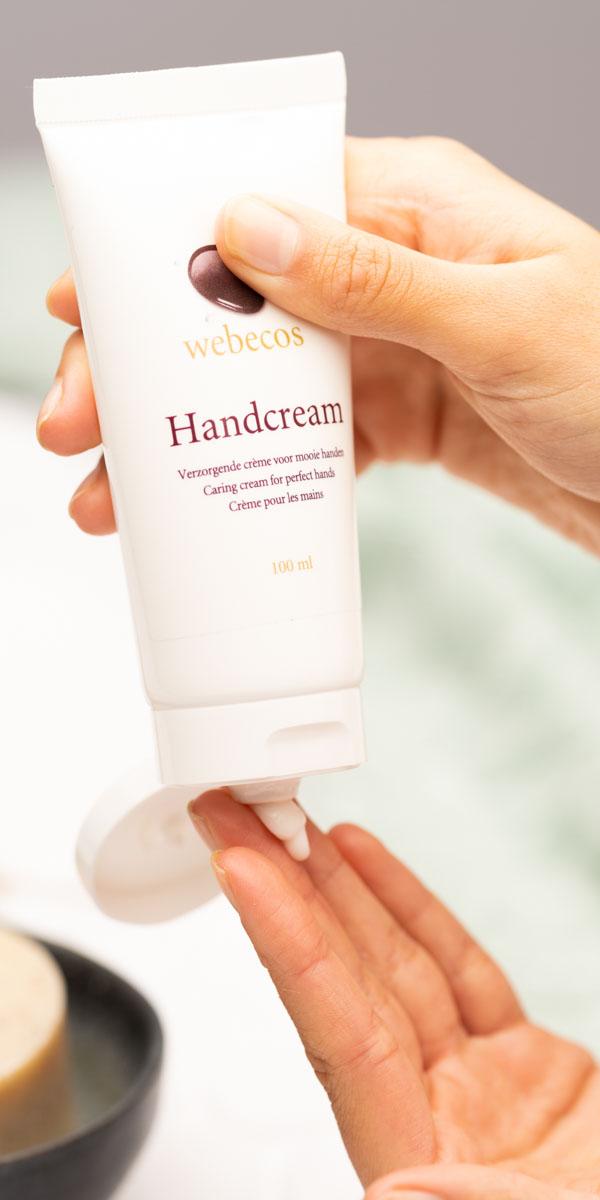 Webecos Handcream
