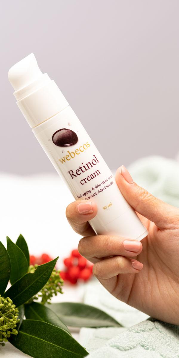 Webecos Retinol Cream