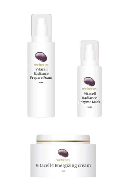Vitacell Radiance home treatment